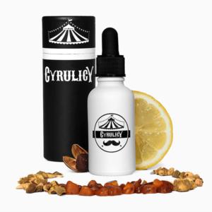 olejek do brody o męskim zapachu Siłacz 30ml cyrulicy