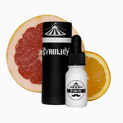 Najlepszy cytrusowy olejek do brody Żongler Cyrulicy 10 ml