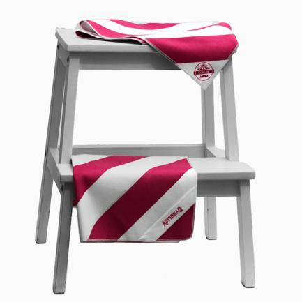 ręcznik do brody XL z mikrowłókien
