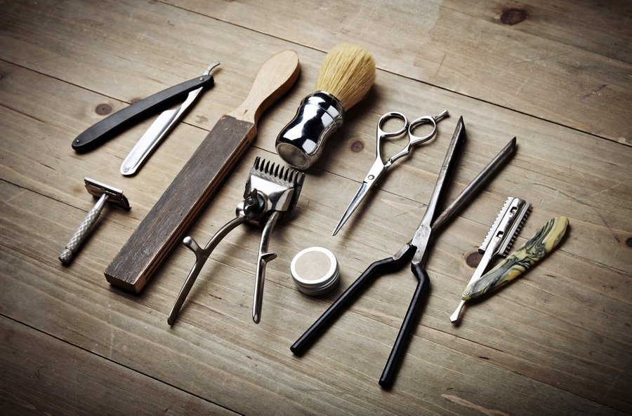 Narzędzia barbera