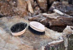 szczotka do brody ze szczeciny dzika Cyrulicy
