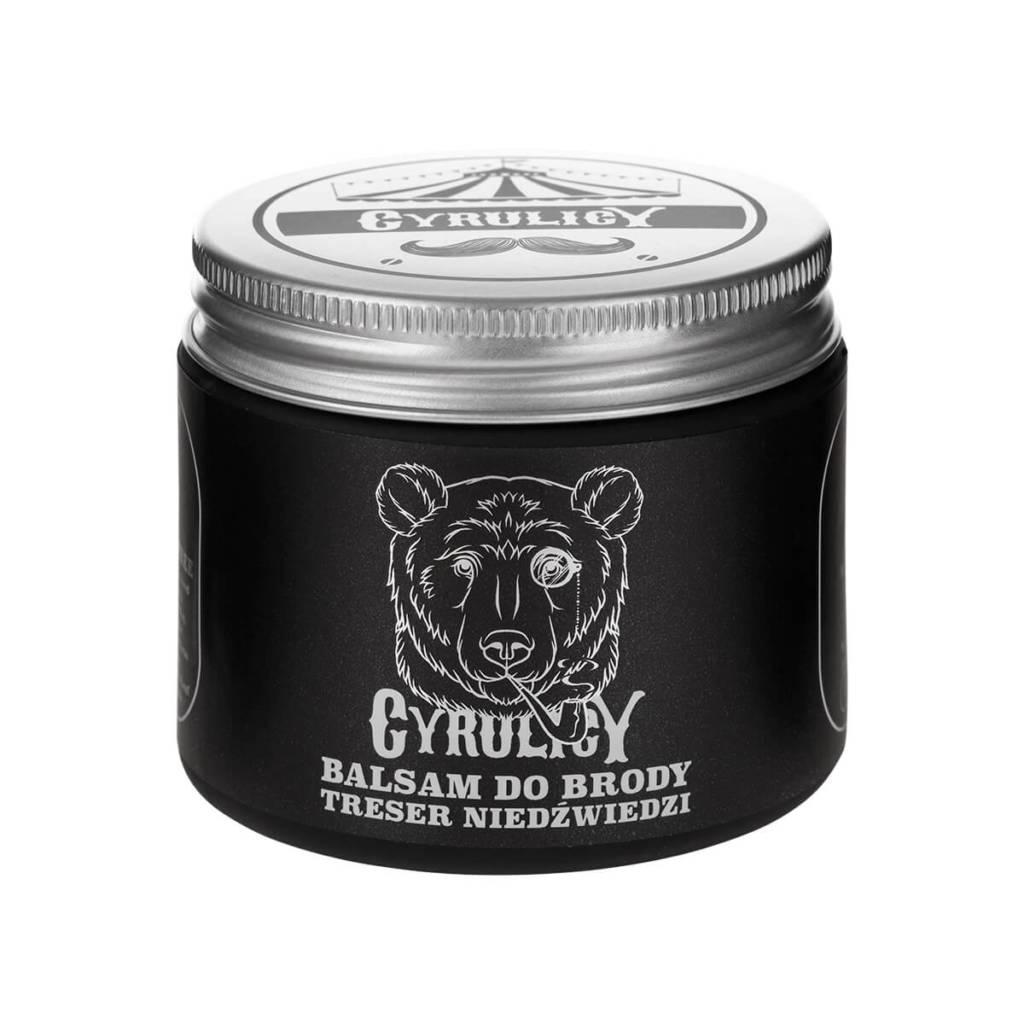 Balsam do brody o średnim chwycie Treser Niedźwiedzi