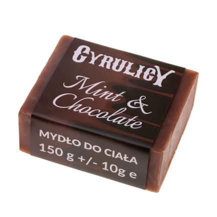 Mydło do ciała Mint & Chocolate