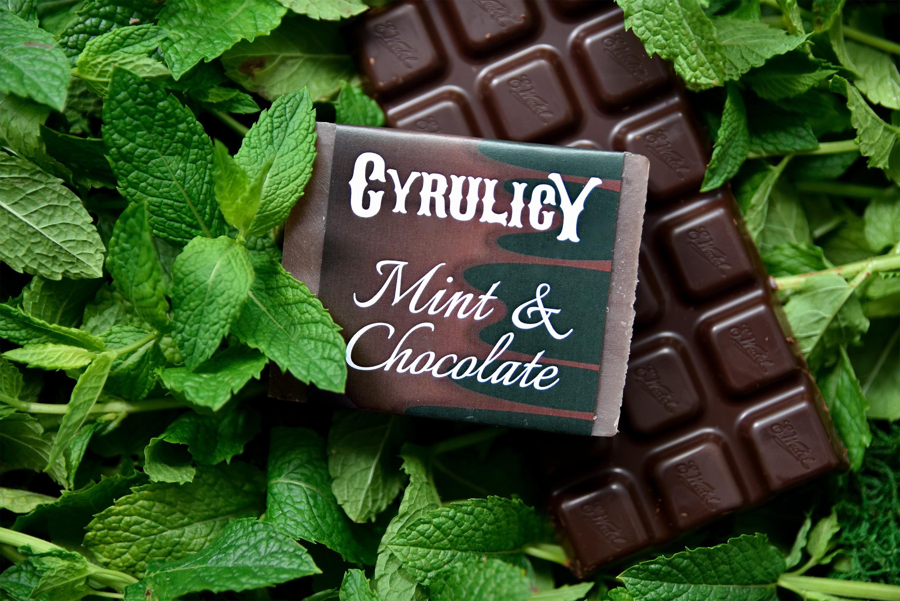 Mydło do ciała - Mint & Chocolate