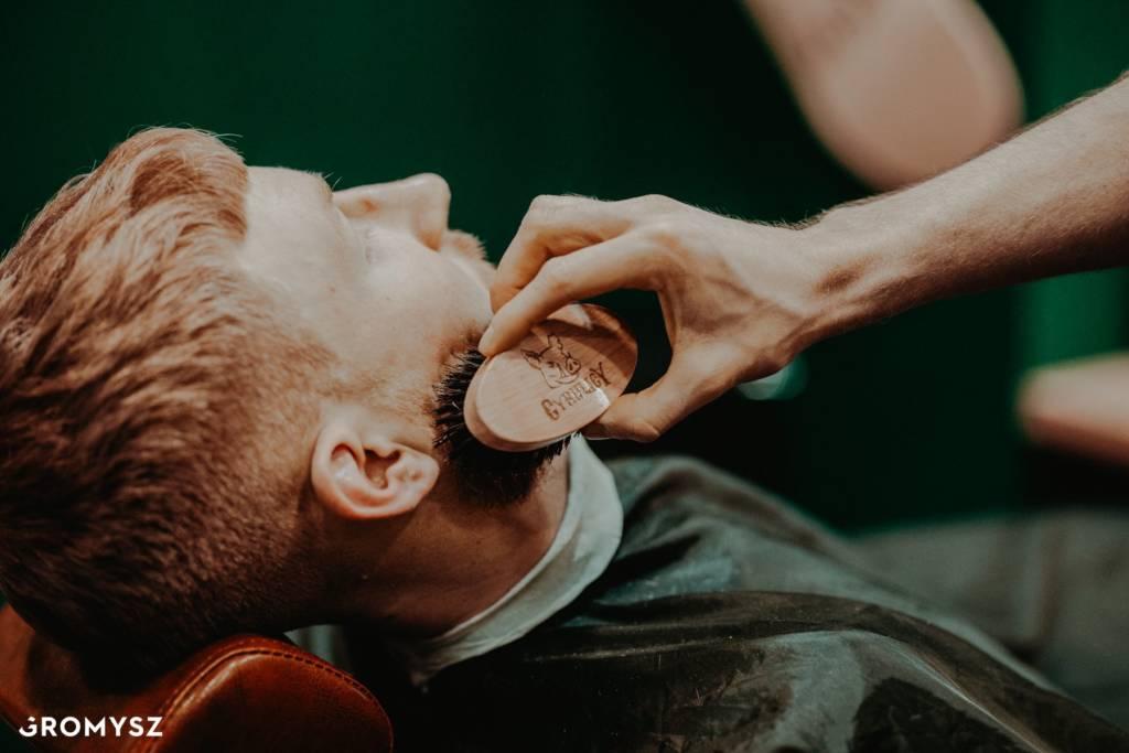 Prostowanie brody