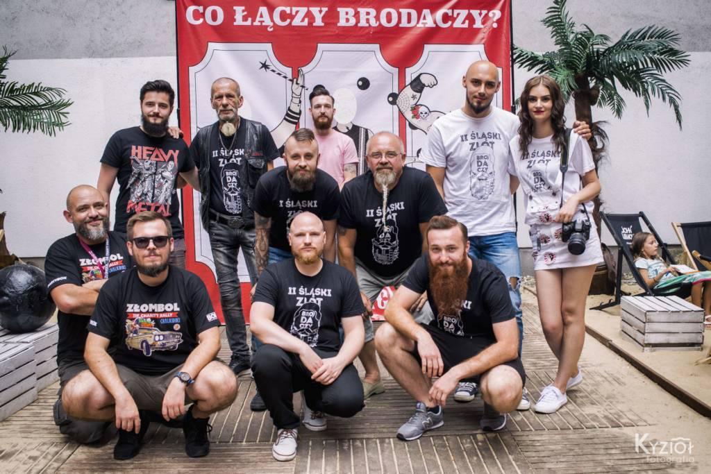 Śląski Zlot Brodaczy