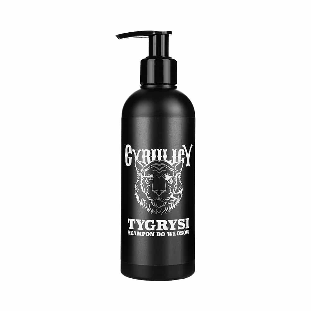 delikatny szampon do włosów bez SLS, SLeS